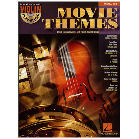 Movie Themes (+CD)