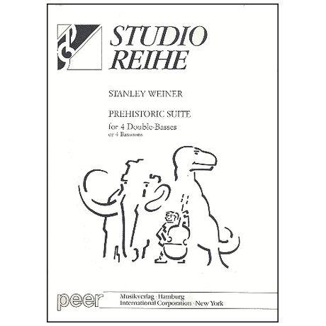 Weiner, S.: Prehistoric Suite Op. 163