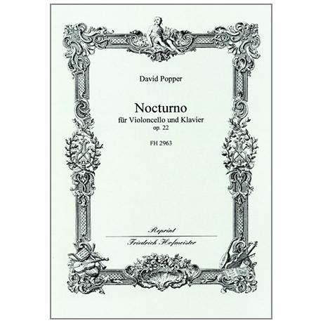 Popper, D.: Nocturno Op. 22
