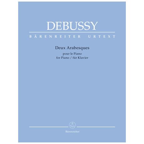 Debussy, C.: Deux Arabesques pour le Piano