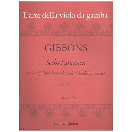 Gibbons, O.: 6 Fantasien