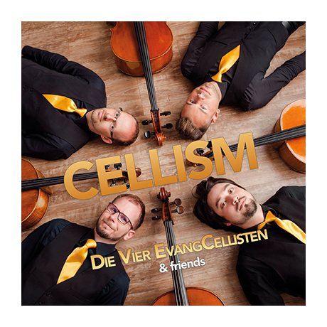 Die Vier EvangCellisten: cellism & friends (CD)