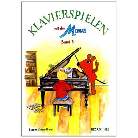 Klavierspielen mit der Maus Band 3