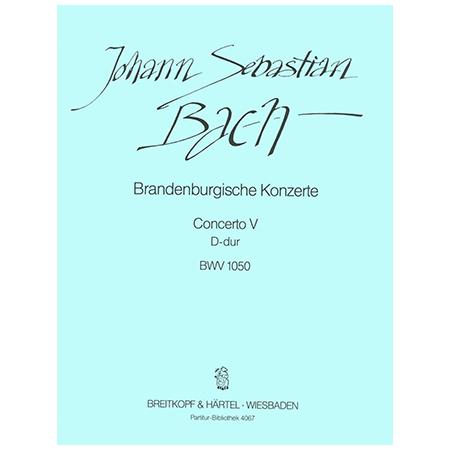 Bach, J. S.: Brandenburgisches Konzert Nr. 6 B-Dur BWV 1051