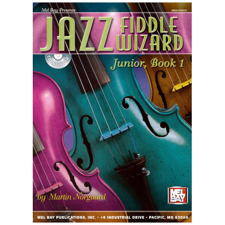Jazz Fiddle Wizard Junior Band 1 (+Online Audio)