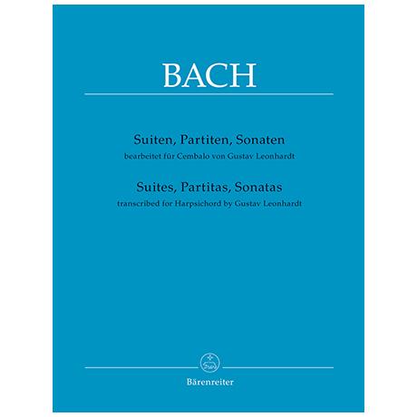 Bach, J. S.: Suiten, Partiten, Sonaten