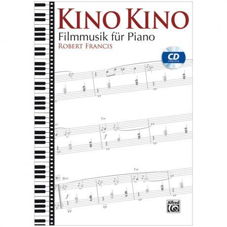 Francis, R.: Kino Kino (+CD)