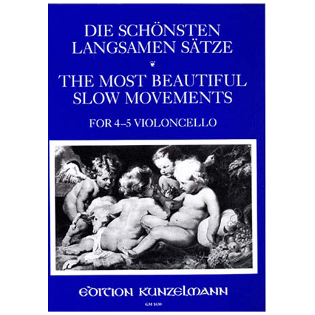 Die schönsten langsamen Sätze der Violoncello-Literatur