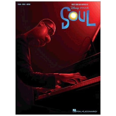 Disney / Pixar: Soul - Piano-Vocal-Guitar
