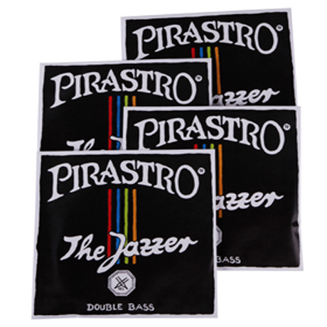 PIRASTRO The Jazzer cordes contrebasse JEU