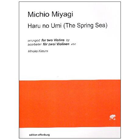Miyagi, M.: Haru no Umi (The Spring Sea)