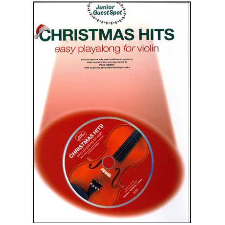 Christmas Hits – Easy Playalong (+CD)