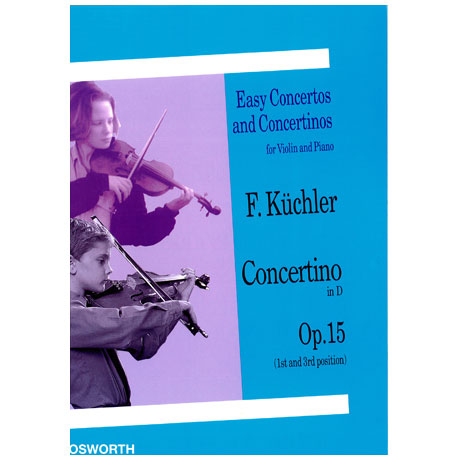 Küchler, F.: Concertino in D-Dur op. 15