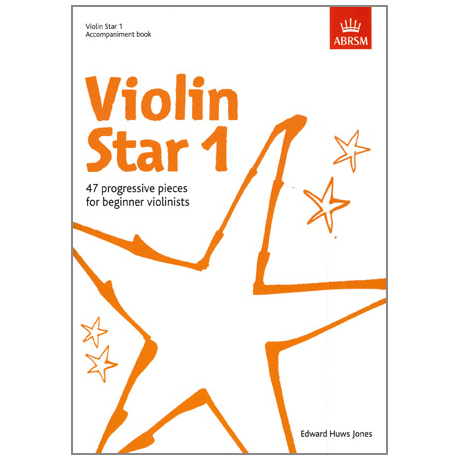 Jones, E. H.: Violin Star 1