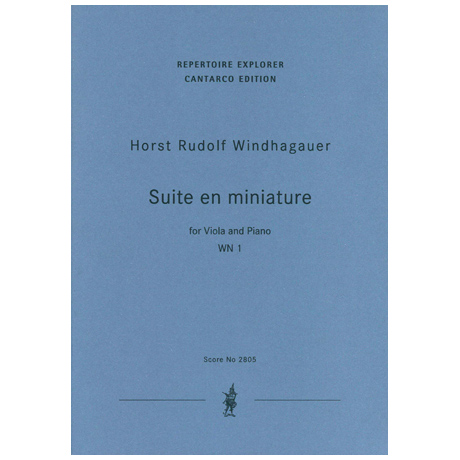 Windhagauer, H. R.: Suite en miniature WN 1 (2012)