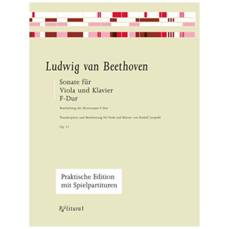 Beethoven, L. v.: Violasonate Op. 17 F-Dur