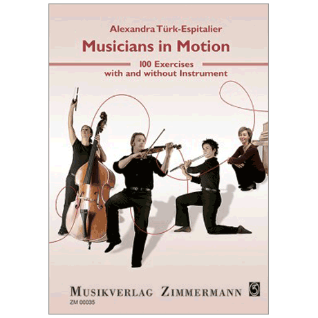 Türk-Espitalier, A.: Musicians in Motion