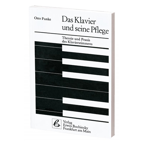 Funke, O.: Das Klavier und seine Pflege