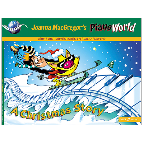 MacGregor, J.: PianoWorld – A Christmas Story