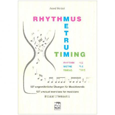 Weitzel, A.: Rhythmus – Metrum – Timing