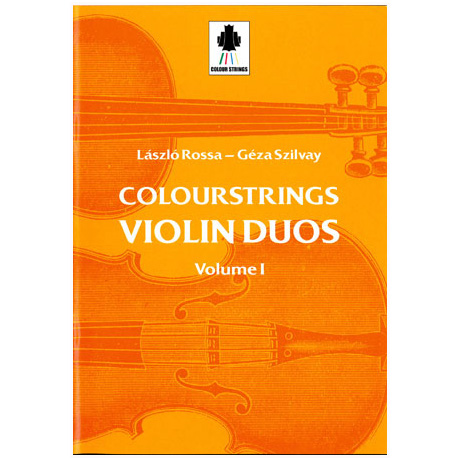 Colourstrings Violin Duos 1