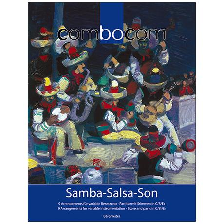 Kleeb, J.: Samba-Salsa-Son