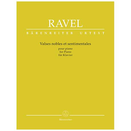 Ravel, M.: Valses nobles et sentimentales