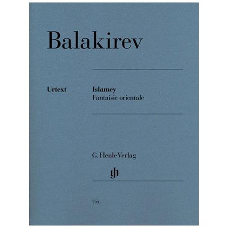 Balakirev, M.: Islamey - Fantaisie orientale