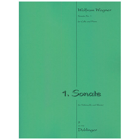 Wagner, W.: 1. Sonate