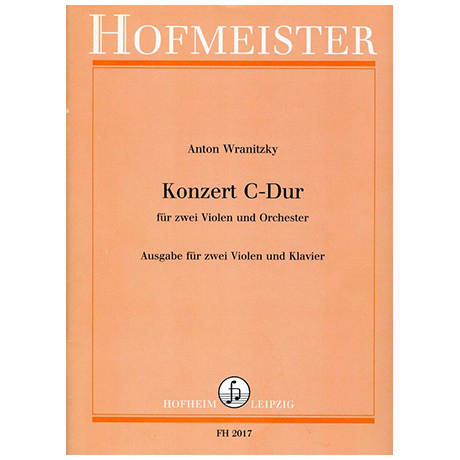 Wranitzky, A.: Konzert C-Dur