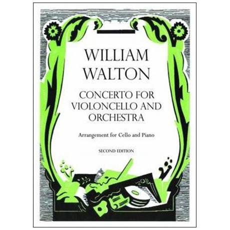Walton, W.: Violoncellokonzert