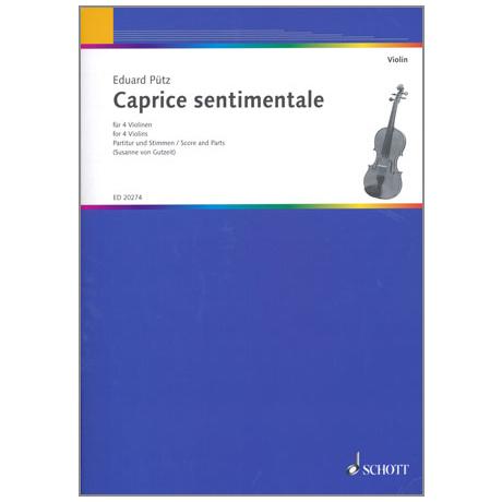 Pütz, E.: Caprice sentimentale