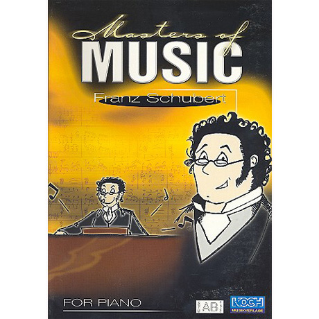 Masters Of Music: Schubert, F.