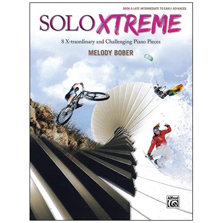Bober, M.: Solo Xtreme Book 6