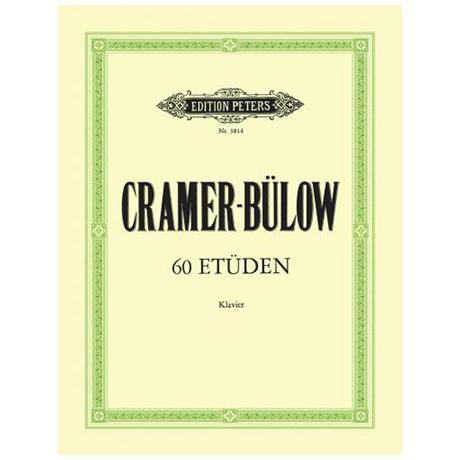 Cramer-Bülow: 60 ausgewählte Etüden