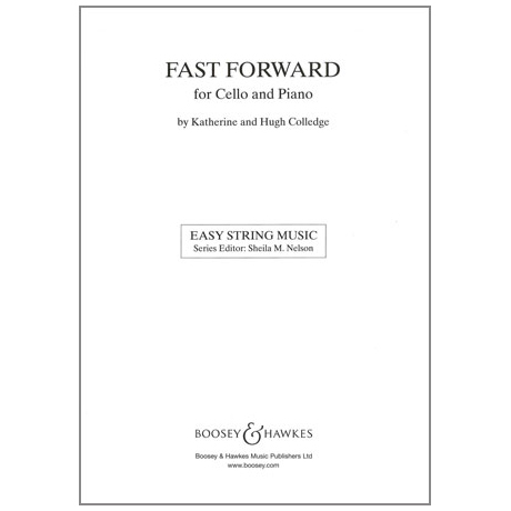 Colledge, K. & H.: Fast Forward