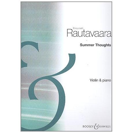 Rautavaara, E.: Summer Thoughts