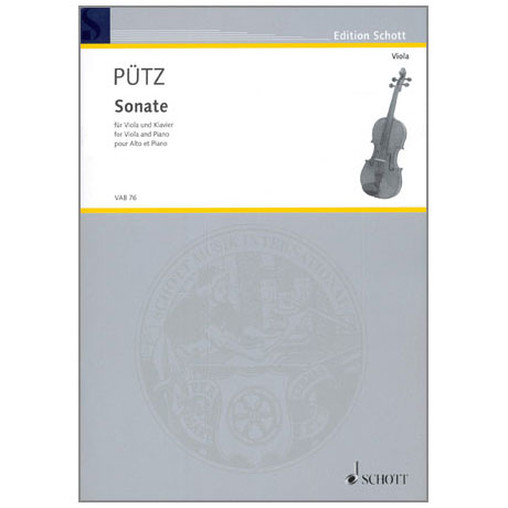 Pütz, E.: Violasonate