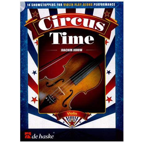 Circus Time (+CD)