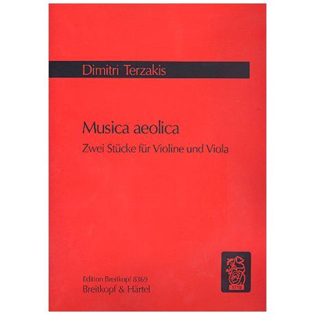 Terzakis, D.: Musica aeolica