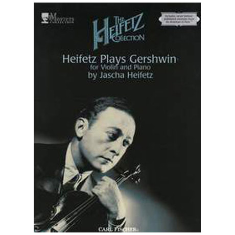 Heifetz plays Gershwin
