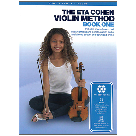 The Eta Cohen Violin Method Book 1 (+Online Audio und Ebook)