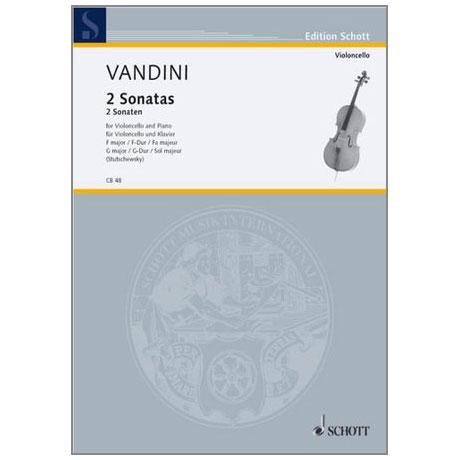 Vandini, A.: 2 Sonaten