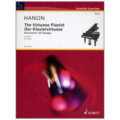 Hanon, C. L.: Der Klaviervirtuose