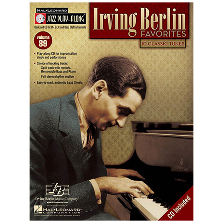 Irving Berlin Favorites (+CD)