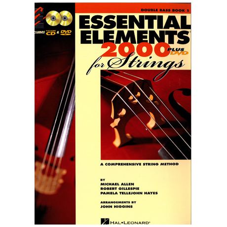 Allen, Michael: Essential elements 2000 : double bass vol.1