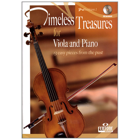 Timeless Treasures (+CD)