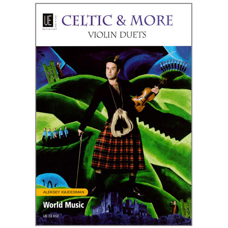 Igudesman, A.: Celtic & More – Violin Duets