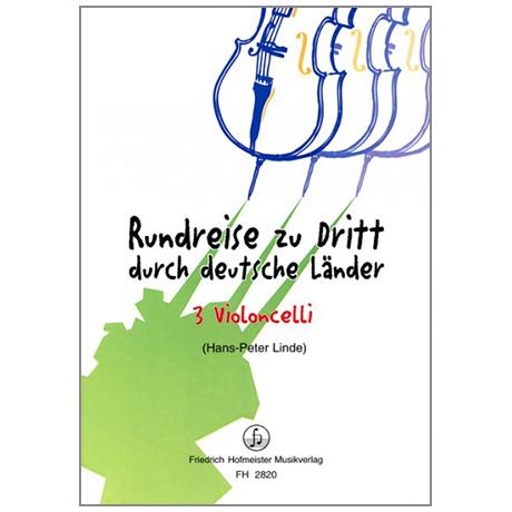 Linde, H.-P.: Rundreise zu Dritt durch deutsche Länder