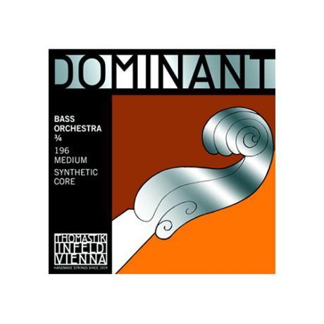 THOMASTIK Dominant corde contrebasse Si3